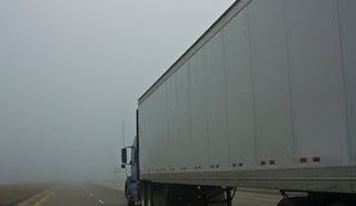 Traffic accidents in the fog,highway 99 traffic accidents