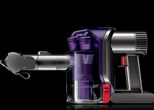 Dyson DC31 Animal Handheld Vacuum Review