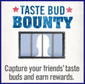 Domino's Pizza Taste Bud Bounty Hunters