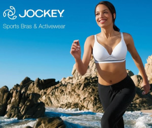 Jockey bra and activewear review