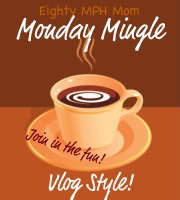Monday Mingle button