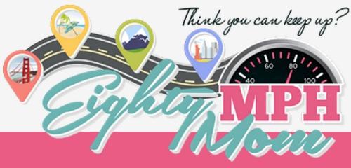 Eighty MPH Mom, blog,bay area,california