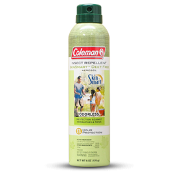 Coleman Repellent review,DEET free bug repellents