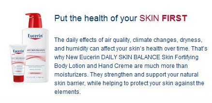 Eucerin skin first giveaway