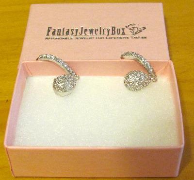 Fantasy Jewelry Box, women's jewelry,imitation jewelry