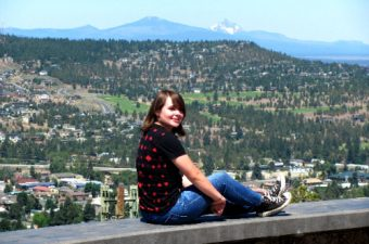 Vacation time in Bend, Oregon!