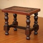 novica artisan furniture end table