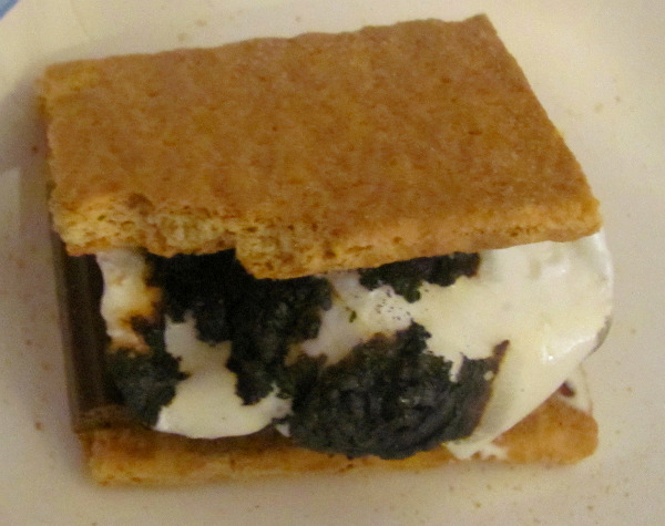 s'mores at home