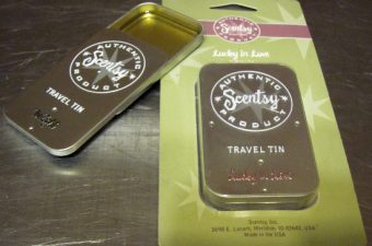 Step into Summer: Scentsy Travel Tins Review