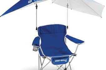 Step into Summer: Sport-Brella Chair Review