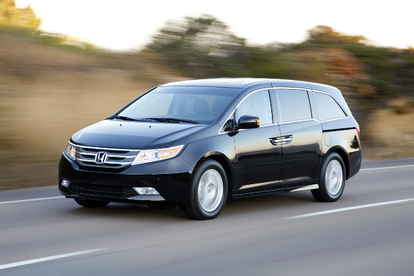 2011, Honda Odyssey, Touring Elite,minivan,press event