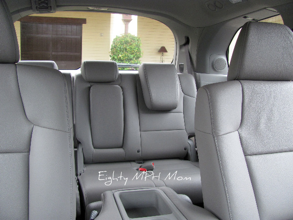 2011, Honda Odyssey, interior,seats