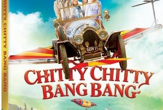 Chitty Chitty Bang Bang on Blu-Ray