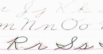 Cursive writing,why we learn cursive