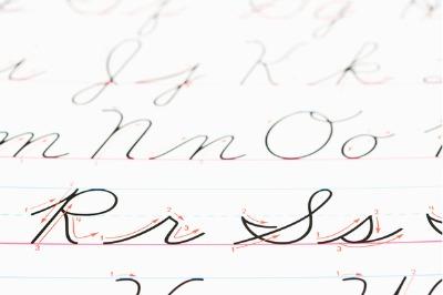 Cursive writing,why we learn cursive