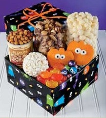 Halloween food gifts, The Popcorn Factory Halloween gifts