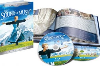 The Sound of Music on DVD