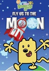 Wow Wow Wubbzy Fly Us to the Moon DVD giveaway