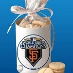 S.F. giants gifts,cookie gifts,baseball gifts