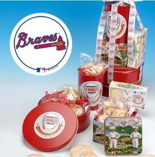 baseball gifts,baseball cookie gifts