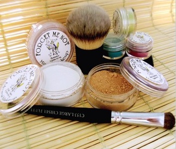 mineral makeup,Forget Me Not Mineral Makeup,mineral eyeshadow