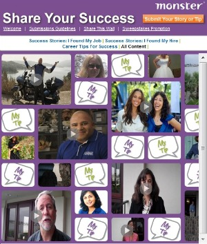 Win an iPad, win a iPad,iPad giveaways,Monster.com success stories