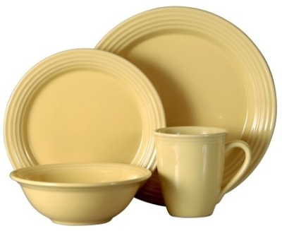 Oneida dinnerwarecolorful dinnerware setsyellow dishes  sc 1 st  Eighty MPH Mom & Gift Guide: Oneida Culinaria Review - Eighty MPH Mom   Oregon Mom Blog