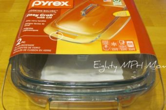 Gift Guide: Pyrex Easy Grab 2-qt Casserole Review