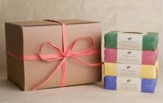 Gift Guide: Sun Turtle Naturals 4-piece Soap Gift Set