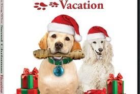 The Dog Who Saved Christmas DVD Giveaway,Family Christmas Movies