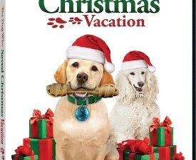 The Dog Who Saved Christmas Vacation DVD