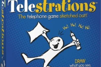 Gift Guide: Telestrations Game Review