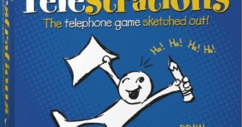 Telestrations board game,drawing games,board games for 8+