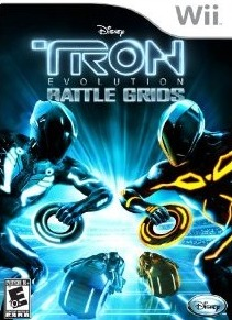 TRON: Evolution video game for Wii,Tron Evolution for Playstation,TRON video games