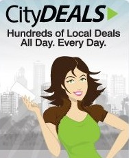 CityDeals discount and deals site,iPad giveaway