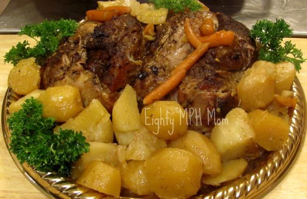 Pork Roast Rubs