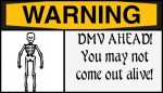 long lines at DMV, how long does it take at DMV