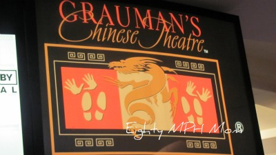 Where is Grauman's Chinese Theater,events at Grauman's Chinese Theatre