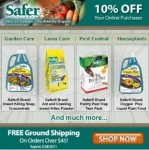 Are your gardening products safe for pets?