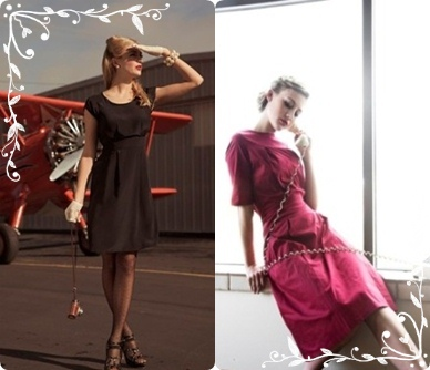 vintage dresses, classic dress, Shabby Apple women's swimwear