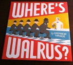 preschool books, books with walruses