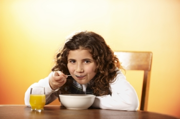 Kellogg's helps hungry children, Share Your Breakfast photo campaign