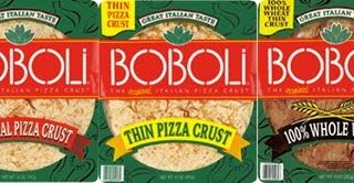 boboli pizza crust reviews, whole wheat pizza crust