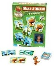 Matching games for kids, dinosaur games