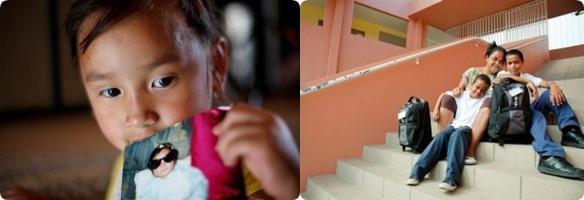 Child Hunger Ends Here Blogger Correspondent