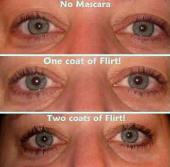 Mascara review, Flirt All That lash mascara reviews