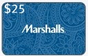 Marshall's Gift Card Giveaway