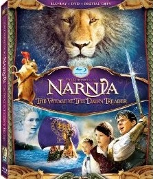 Chronicles of Narnia The Voyage of the Dawn Treader