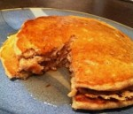 Apple Cinnamon Oat Pancakes recipe, pancake recipes