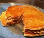 Apple Cinnamon Oat Pancakes recipe, pancake recipes